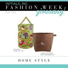 Initials Inc Fashion week