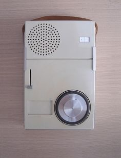 dieter rams's portable record player