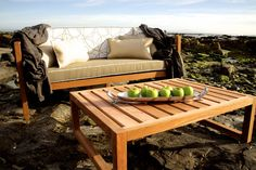 The Venerati - This exquisitely crafted table, the perfect compliment to The Monty will be loved unquestioningly and be the piece that you will treasure for years to come. Outdoor Sofa, Outdoor Furniture, Outdoor Decor, Range, Home Decor, Cookers, Decoration Home, Room Decor, Home Interior Design
