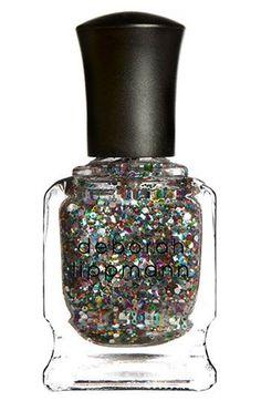 glitter nail | http://my-creative-nails-ideas.blogspot.com