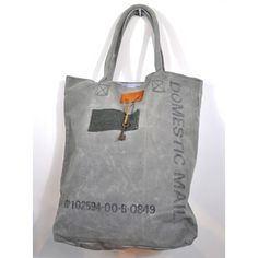 Recycled Cotton Canvas Key Bag (India) | Overstock.com Shopping - The Best Deals on Tote Bags