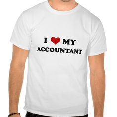 I Love My Accountant T Shirt, Hoodie Sweatshirt