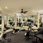 Gym Photos Design, Pictures, Remodel, Decor and Ideas - page 3
