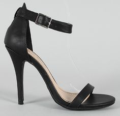Anne Michelle Ankle-Strap Sandals
