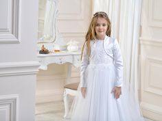 83b970169888d 13 Best Childrens Bolero Jackets - Bridesmaid Communion images ...