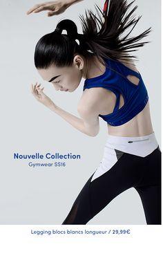 New Gymwear SS16 - OYSHO