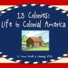 Teach your students about the 13 Colonies with this Interactive PowerPoint Lesson and Structured Note Taking Bundle. The Presentation includes 20 ...