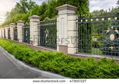 Image result for luxury fences