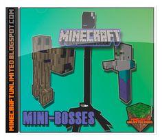 Minecraft Unlimited Mods: Descargar Mini-Bosses Mod para Minecraft [1.7.2 / ...