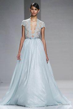 Мода и стиль: Лучшие платья Недели высокой моды в Париже весна-лето 2015
