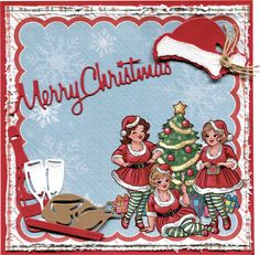 Hobbyjournaal 163 - Bubbly Girls Christmas 2019, Christmas Greetings, Christmas Wishes, Merry Christmas, Guys And Girls, Boy Or Girl, Christmas Paintings, Christmas Pictures, Diana