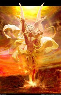 Seraphim Angel