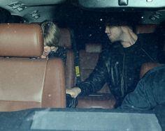 Taylor and Calvin Harris 4.2.15