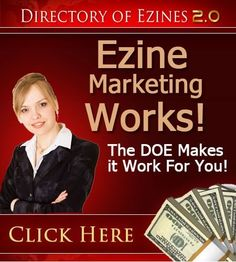 I just joined DOE as i respect Charlie and want to learn from him !  http://linktrack.info/directory-of-ezines