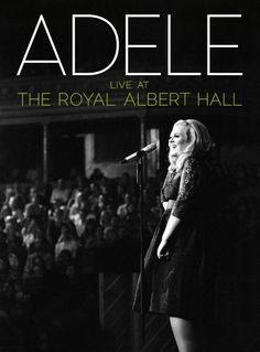 Adele live at the alber