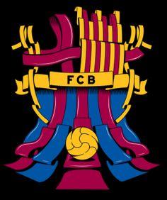 Barcelona Fc Logo, Barcelona Football, Messi Neymar, Messi 10, Fc Barcelona Wallpapers, Leonel Messi, Best Club, Juventus Fc, Uefa Champions League