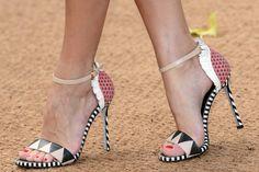Colorful High Heel Sandals For Spring - Best High Heels Sandals - Elle