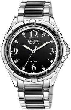 EM0031-56E - Authorized Citizen watch dealer - LADIES Citizen CERAMIC, Citizen watch, Citizen watches