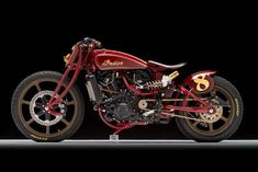 RSD Indian scout profile