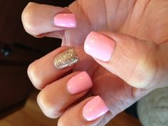 Pink. Sparkles!