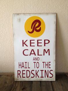 Redskins, HTTR, Washington Redskins Www.facebook.com/kreationsbykellym