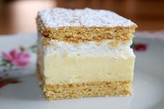 Polish Recipes, Russian Recipes, Vanilla Cake, Sweet Treats, Cooking Recipes, Sweets, Dishes, Baking, Blog