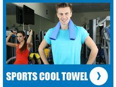 sport cooling towel