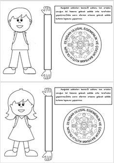 Elele Tutuşan çocuk Faaliyeti Kalıbı Sanat Etkinlikleri