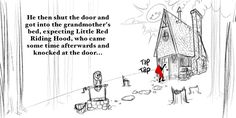 Little Red Riding Hood - Mike Petrik // KidsLit Writing and Illustration…