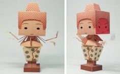 Image result for paper toy japan