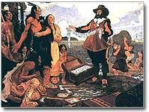 Europeans Settle in America 1600  The French, Dutch, and Spanish were colonizing America from the late 1500's into the 1600's. France had colonists settle in what is now current day Quebec, Canada, in a settlement called New France.  In what is now New York, the Dutch founded New Netherlands