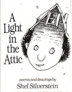 I read this book so  many times when I was little.  I loved Shel Silverstein and remember writing him letters when I was in 2nd grade to see if he'd put my poems in his books. lol.