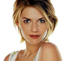 Claire-Danes-Hair, make-up