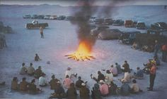 White Sands National Monument, New Mexico, 1957