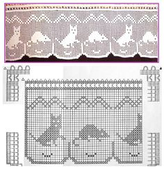 Katzen häkeln - crochet cats*