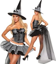 Sexy witches outfits