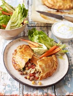 Spicy pasties | Jamie Oliver | Food | Bringing together two of Britain's favourite dishes – pasties and curry!