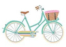 Papercraft Inspirations issue 151 bicycle printables