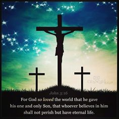 💖 The true meaning of #GoodFriday 👆#John316 #scripture #God #Godslove #EASTER #crucifixion #JesusChrist #Jesus #GodsSon #forgiveness #TheCross #hope #love #quote #image #art #artwork #holiday  🌐 Posted by: @reviewz_by_jewelz on #instagram  📷 Photo Credit: @crosscardscom on ig / crosscards.com