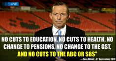 Abbott went even further @NYorksSocialist he broke every one of these promises  #AUSpol @Helishingly