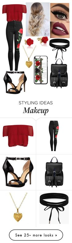 """Untitled #71"" by hoodrat635 on Polyvore featuring Keepsake the Label, MICHAEL Michael Kors, Lord & Taylor, Boohoo, Disney and Aspinal of London"