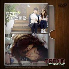 We Broke Up (2015) / 2 disk, tamat / Sandara Park, Kang Seung-yoon / Drama | #trendonlineshop #trenddvd #jualdvd #jualdivx