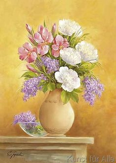 E. Lopardi - BOUQUET OF FLOWERS II