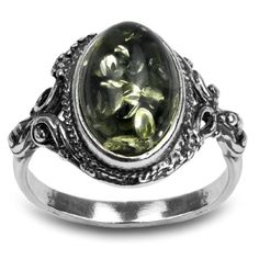Sterling Silver Green Yellow Amber Oval Ring Amber by Graciana http://www.amazon.com/dp/B007P6SL94/ref=cm_sw_r_pi_dp_iktUvb0EJDP47
