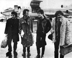 "psych0candy:  "" The Stranglers, Iceland 1978  """