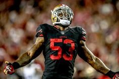 Glad to have my favorite player back!! BOWMAN!! ❤️ 49ers
