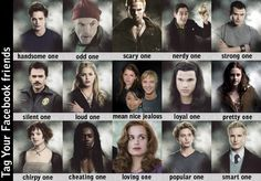 Twilight Characters | twilight characters - Twilight Series Photo (8842089) - Fanpop ...