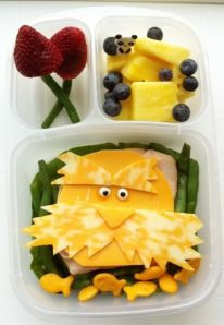 How fun for lunch!