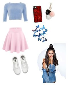 """Untitled #75"" by nuraypva on Polyvore featuring beauty, Collectif, GUESS and Vans"