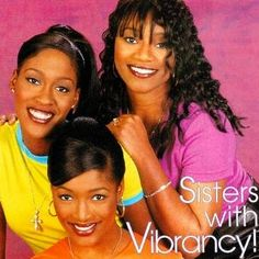 SWV's simple and youthful around-the-way-girl look.  When black beauties wore less makeup and more clothes, and looked chocolate and not frosted. Dope.